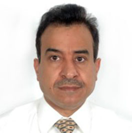Dr. Hail M. Al-Abdely, MD